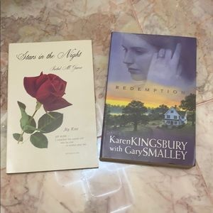 Other - Lots of 2 paperback books